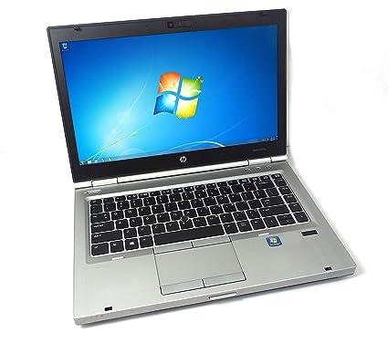 "Amazon com: HP EliteBook 8470p 14"" Laptop PC, Intel Core i5-3320M"