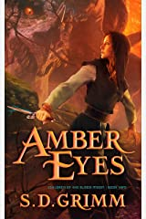 Amber Eyes (Children of the Blood Moon) Paperback