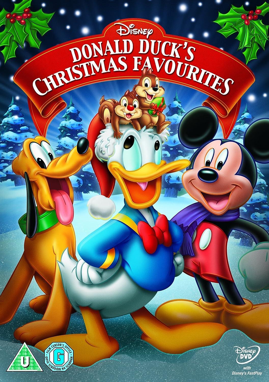 Donald Duck\'s Christmas Favourites [DVD]: Amazon.co.uk: DVD & Blu-ray