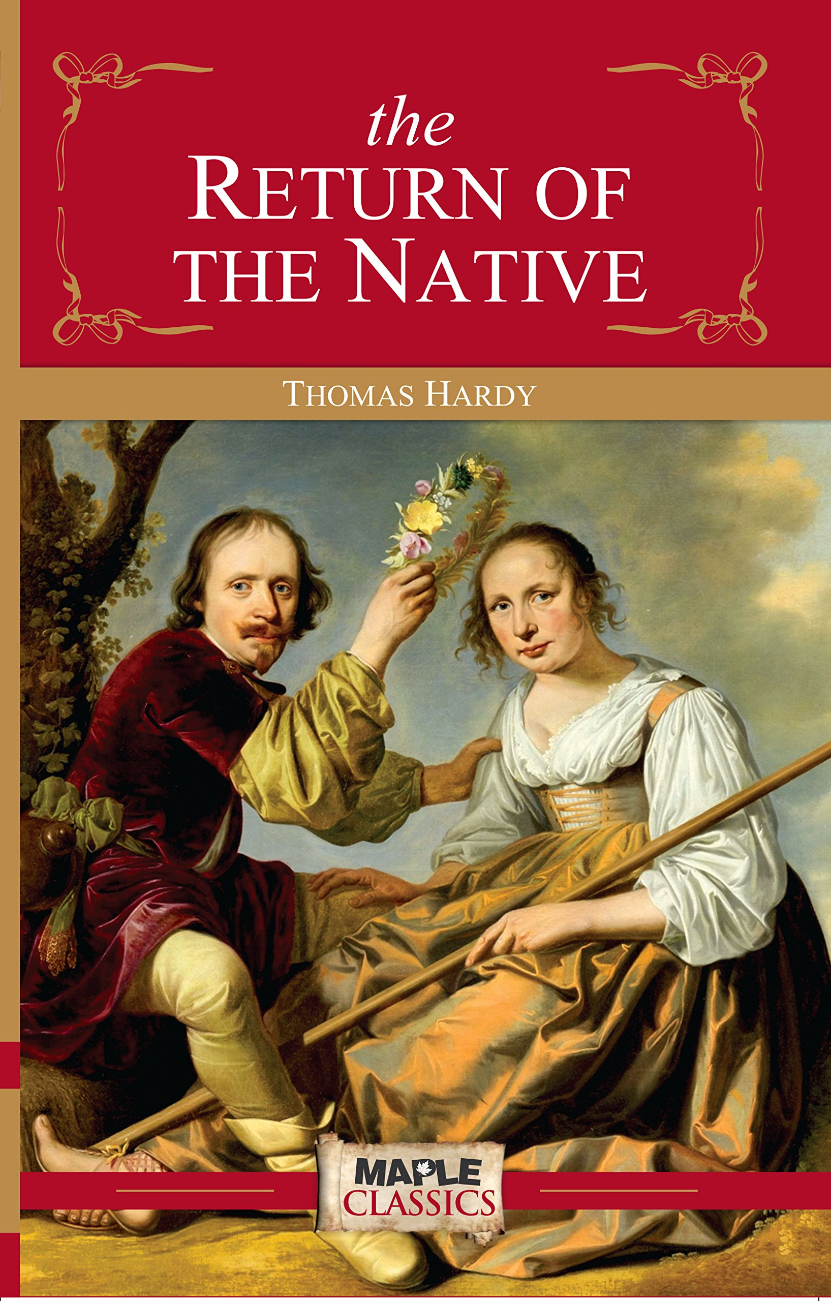 thomas hardy pessimism in the return of the native