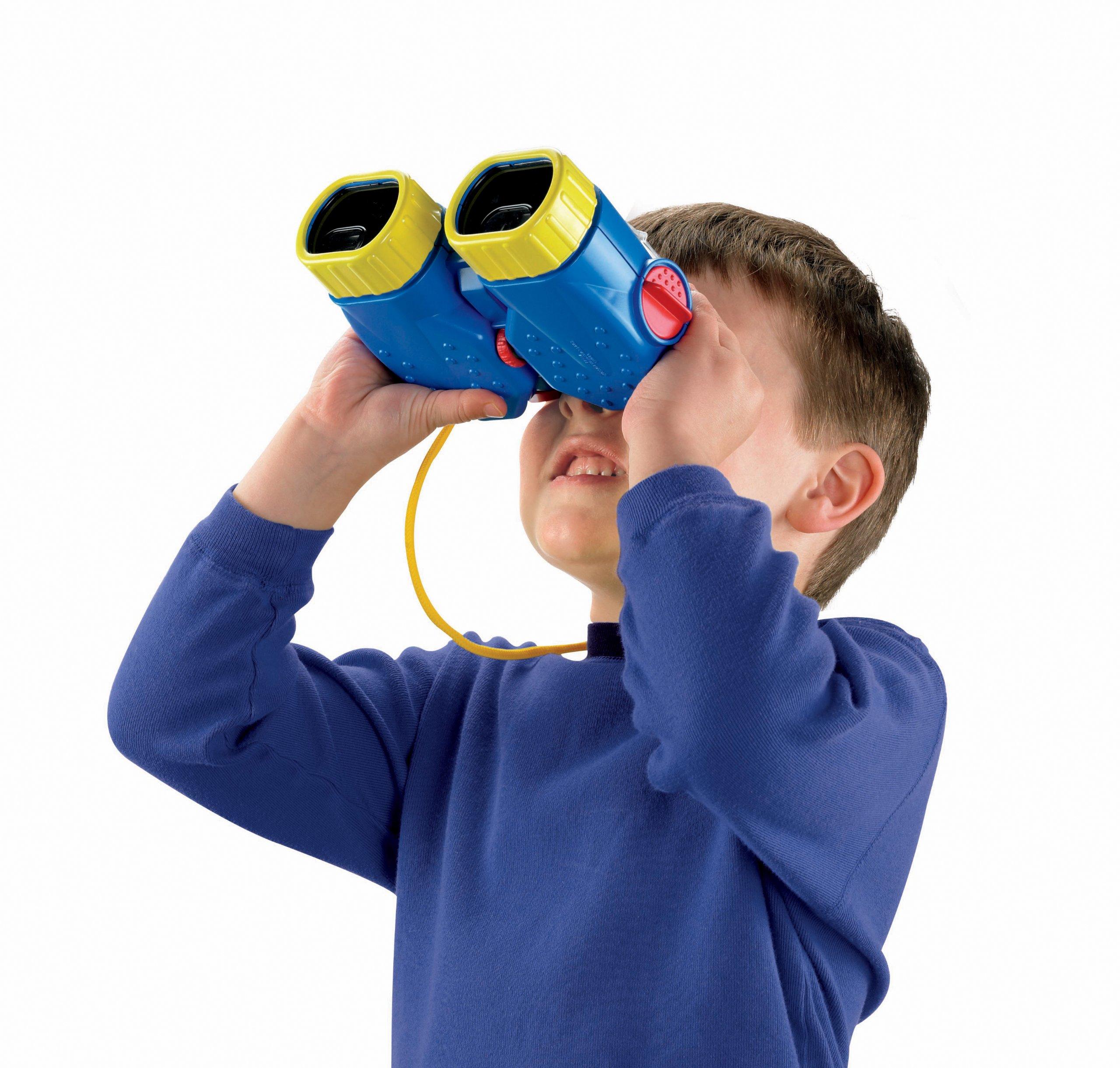 Fisher-Price ViewMaster Disney/Pixar Story Real Binoculars & 3D Viewer