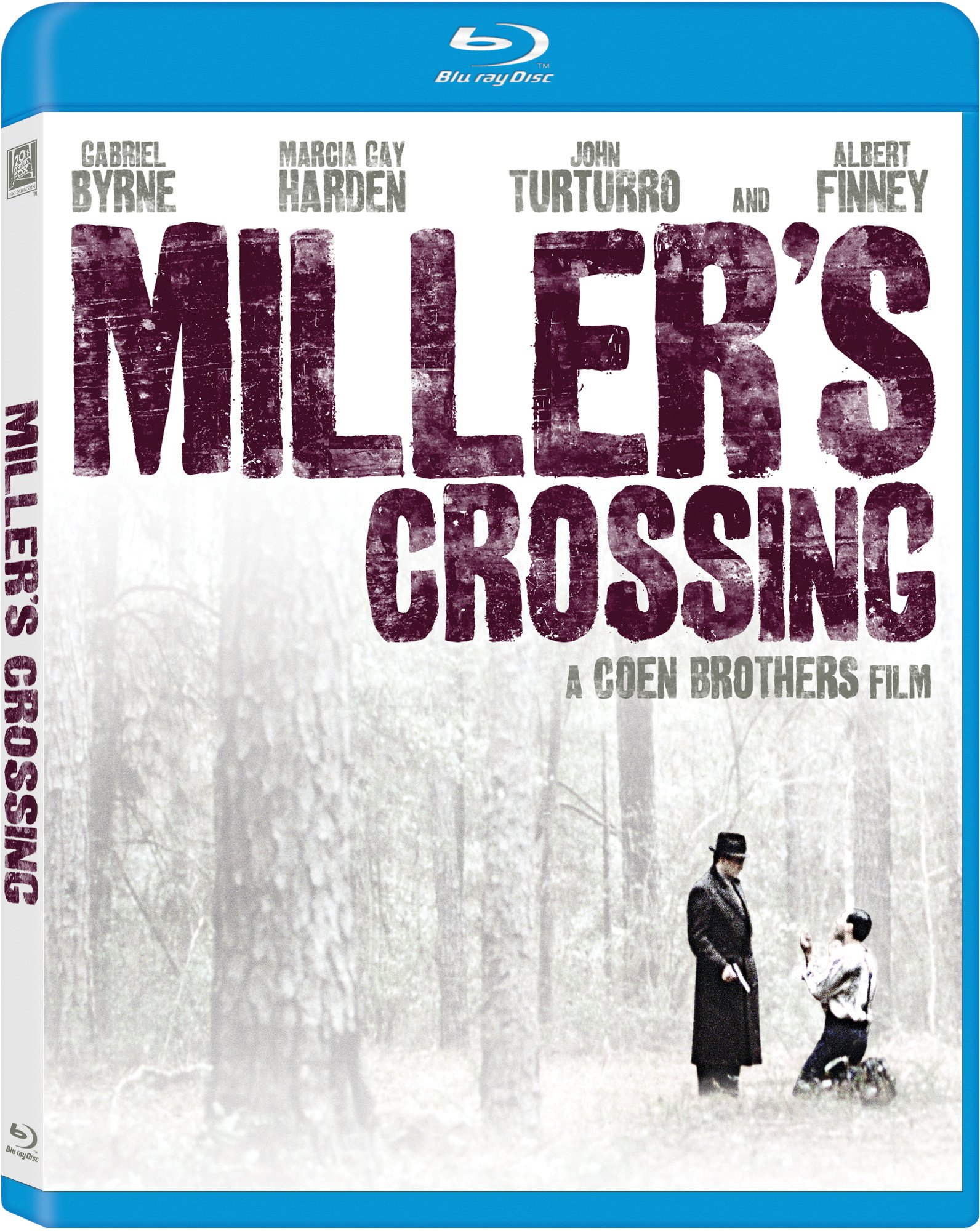Blu-ray : Miller's Crossing (, Dubbed, Dolby, AC-3, Digital Theater System)
