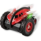"""Force1 Mini RC Cars for Kids - """"Stingray"""" Mini RC Car w/ Fast RC Car Rubber Tires and LED Lights for RC Cars for Adults and Kids (Color May Vary)"""