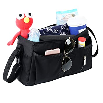 Amazon.com: JYSW - Organizador de cochecito de bebé con ...