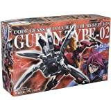 "Bandai Hobby #03 Guren Type-02 1/35 ""Code Geass"", Bandai Mechanic Collection Action Figure"