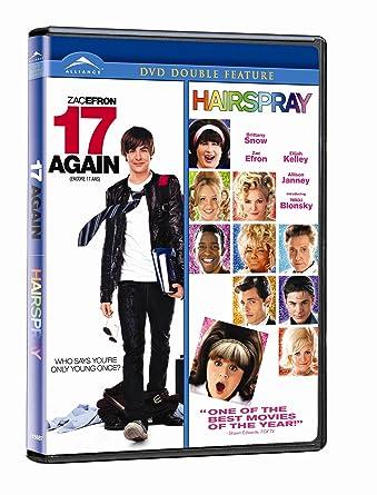 Amazon com: 17 Again / Hairspray: Zac Efron, Matthew Perry
