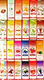 E FAST CE4 E-LIQUIDS E-Shisha Pen Refill 0% Nicotine Fruit Flavours CE4 CE5 CE6 (TUTTI FRUITI)