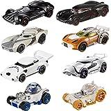 Hot Wheels Star Wars Character Car (8 Pack)