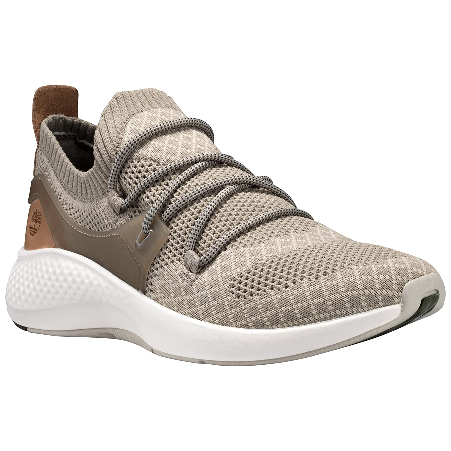 4977fd386a3 Amazon.com | Timberland Men's Flyroam Go Knit Sneakers Size 8.5 ...