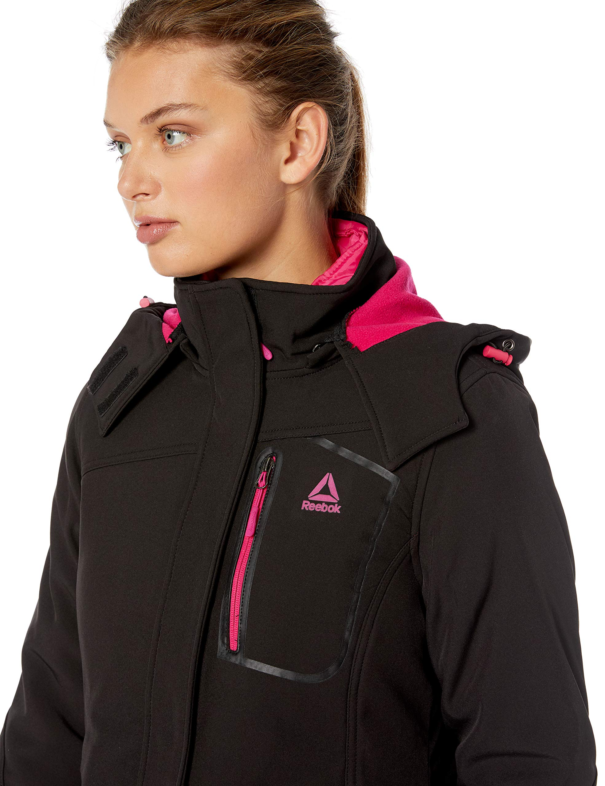 annorlunda super billigt speical-erbjudande Jackets & Coats Sports & Outdoors Reebok Womens Systems Active ...