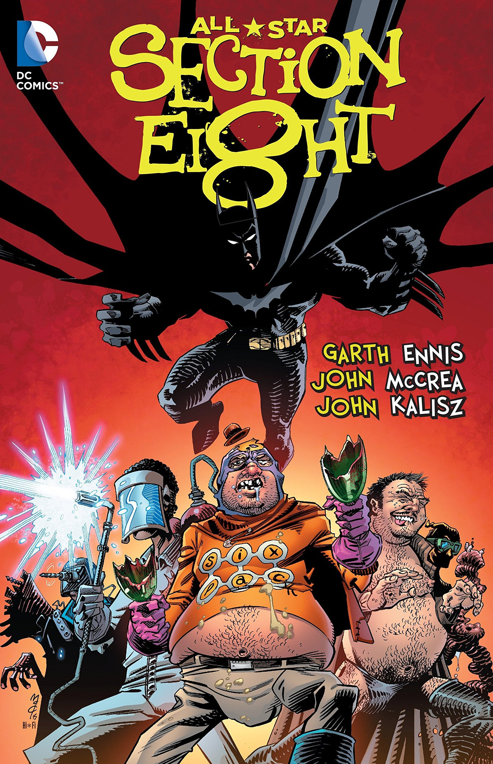 All-Star Section Eight ebook
