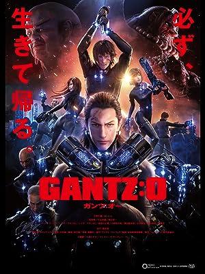GANTZ:Oの動画を無料で観るなら!この動画配信サービス