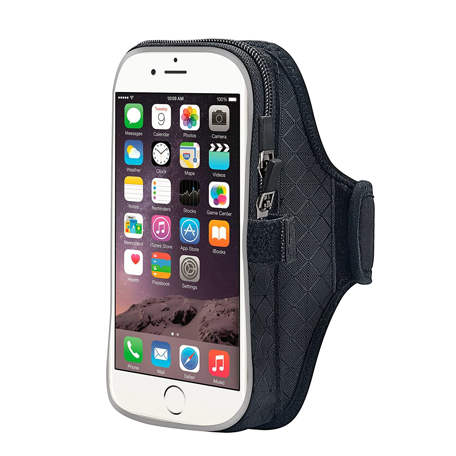 Amazon EOTW Sports Phone Armband Running Case Exercise Arm Band Cycling Fitness Arm Bag Gym Cell Phone Holder Pocket Pouch For iPhone 6 6S 5S 5 5C SE