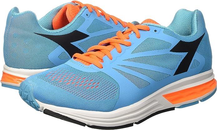 Diadora Kuruka, Zapatillas para Correr para Hombre, Azul, 39 EU: Amazon.es: Zapatos y complementos