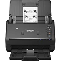 Epson Workforce ES-500WR Wireless Color Receipt Duplex Document Scanner Accounting Edition for PC and Mac, Auto Document Feeder (ADF)