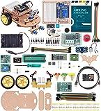 Roinco Arduino UNO Multipurpose Starter Kit for Beginners (Learn Basic - Intermediate - Advance in 20 Days)