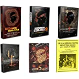 Tariq Nasheed: Hidden Colors 1-5 Complete Documentary DVD Series, Volumes 1, 2, 3, 4 & 5 plus Bonus Book, James Augustus Roge
