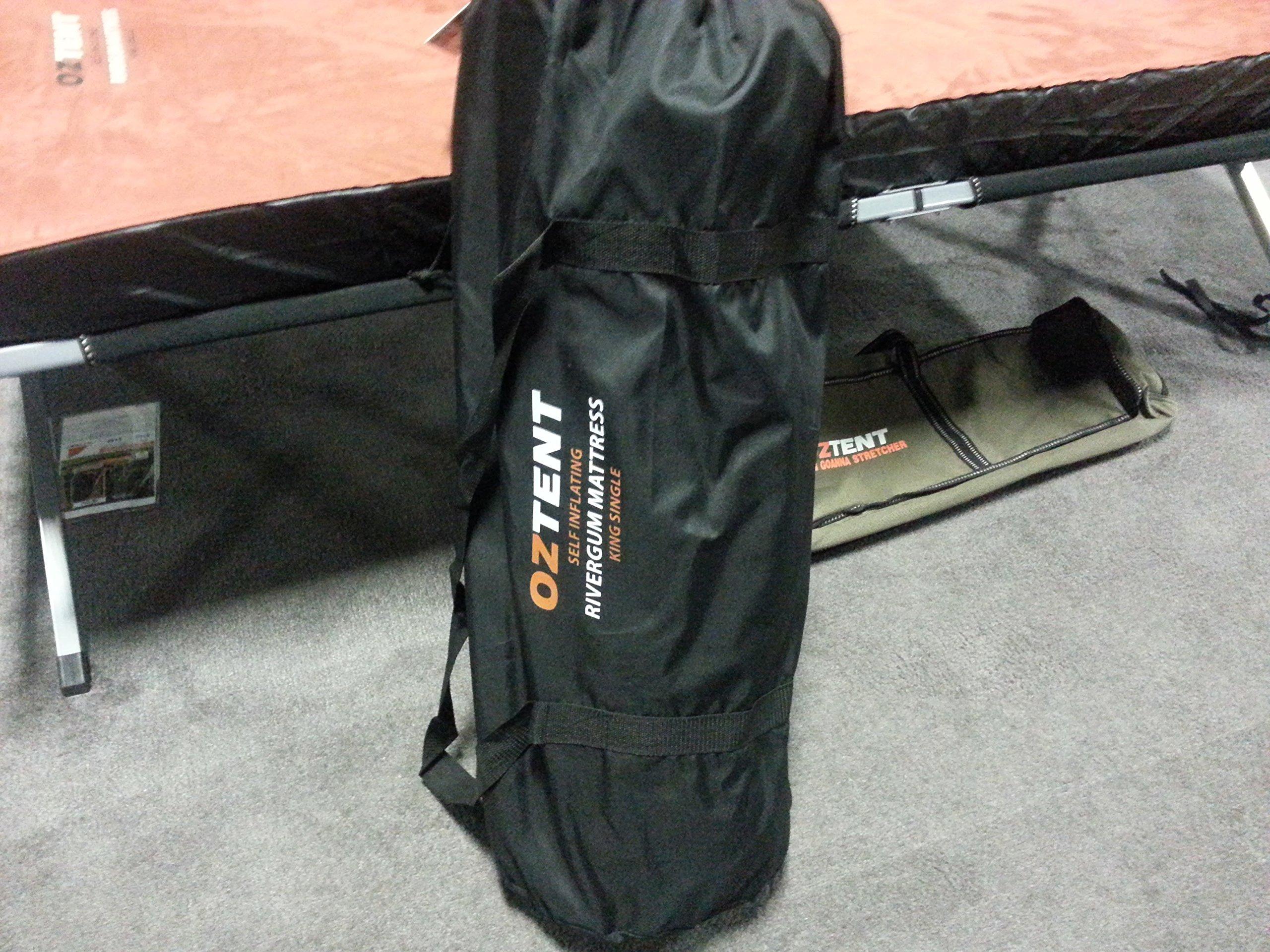 OzTent Rivergum Self Inflating Camping Air Mattress