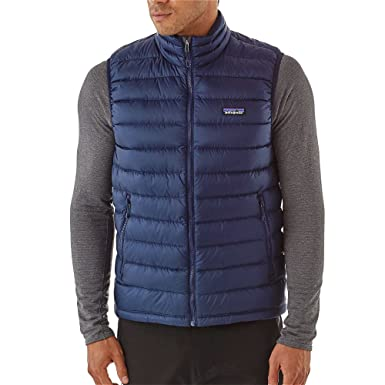Patagonia Down Sweater Vest at Amazon Men's Clothing store: