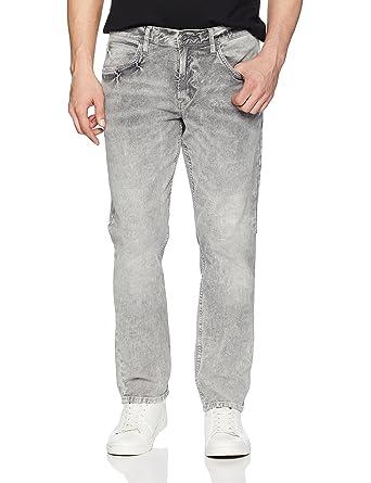 b0e67f06cc2 Amazon.com: Hudson Jeans Men's Blake Slim Straight Zip Fly Twill: Clothing