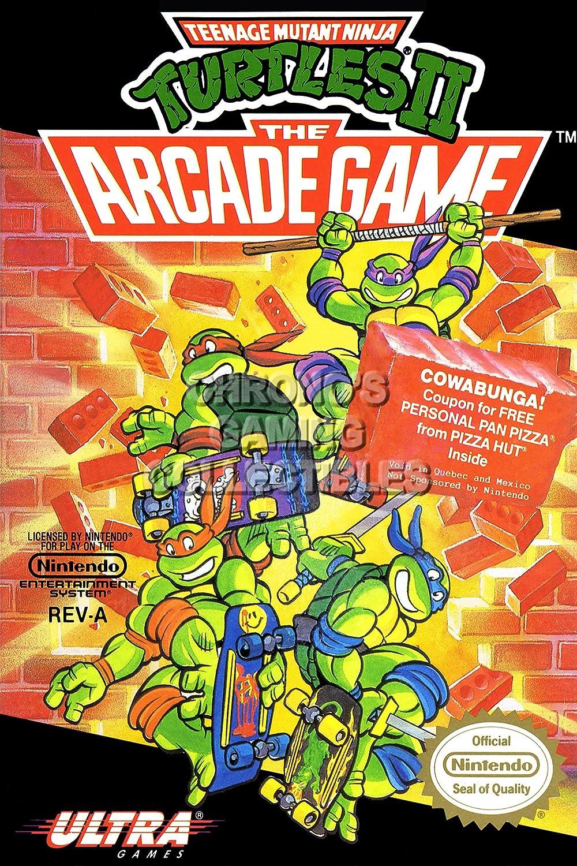 Amazon.com: CGC Huge Poster - Teenage Mutant Ninja Turtles ...