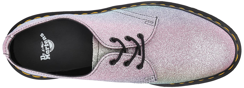 f913409e5975 Dr. Martens Women's 1461 GLTR Fashion Boot Multi Glitter 4 Medium UK (6  US): Amazon.co.uk: Shoes & Bags