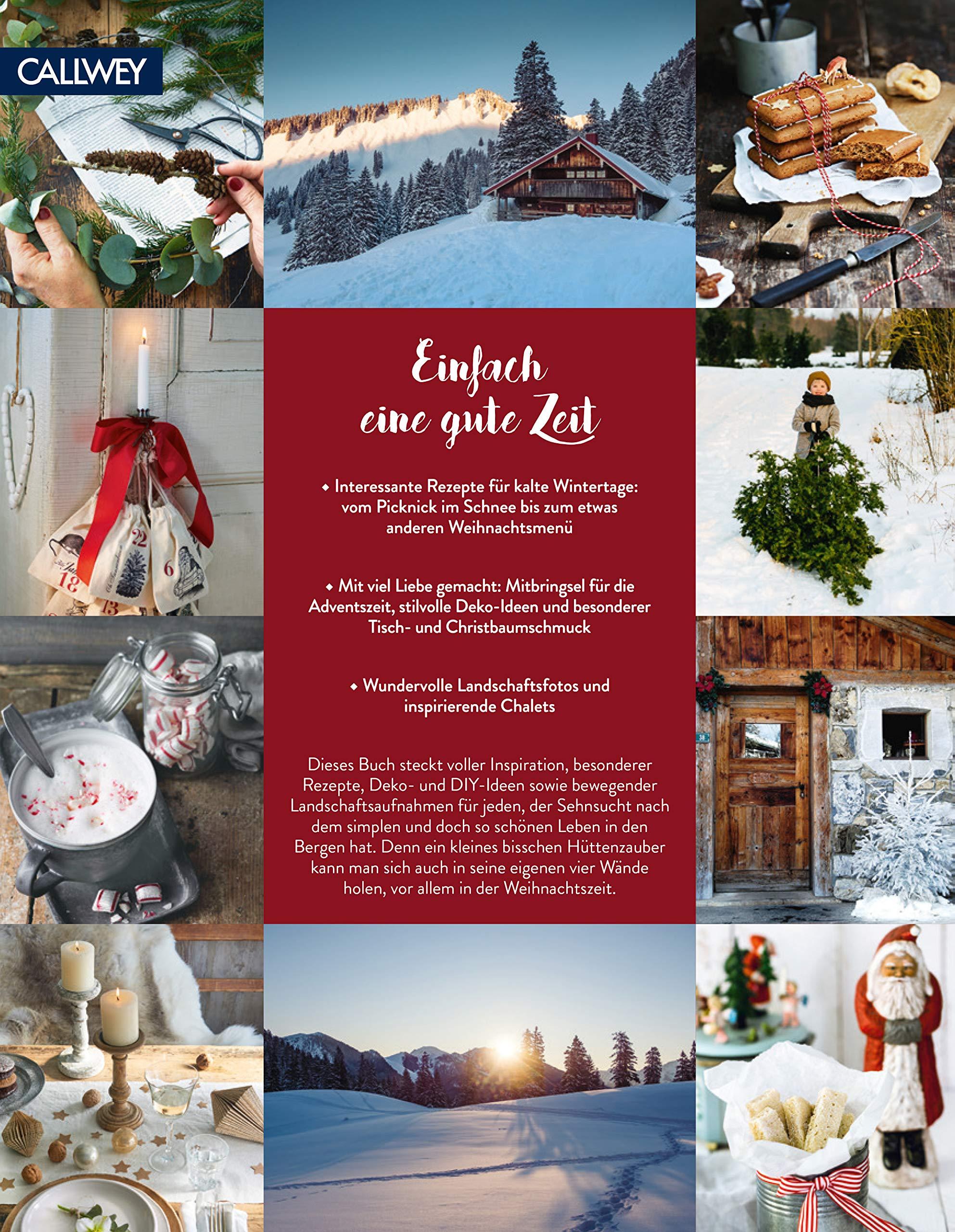 Weihnachten in den Bergen: Inspiration und Rezepte für die schönste ...
