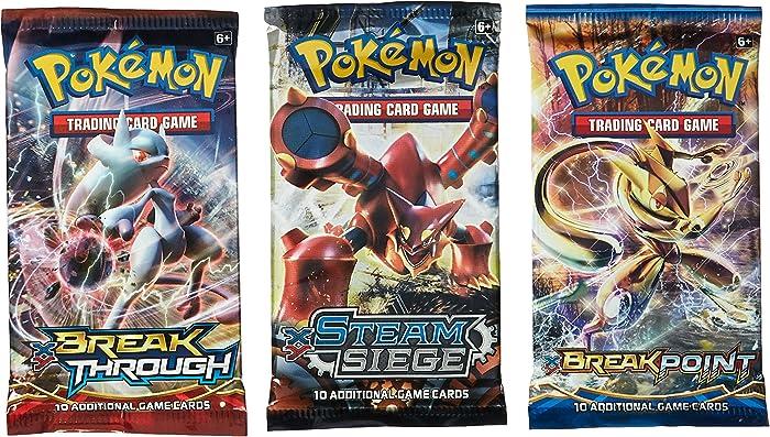 Top 9 Pokemon Packs
