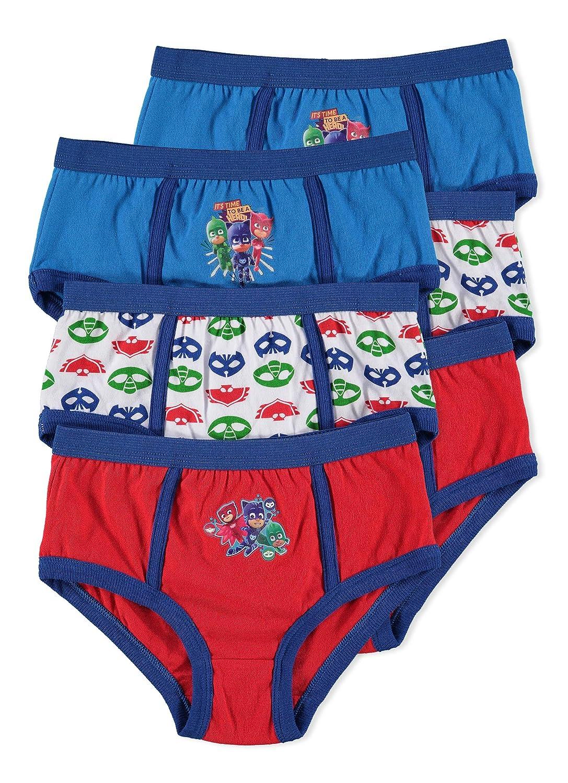 PJ Masks Boys Underwear | Briefs 6-pack Jellifish Kids