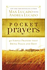 Pocket Prayers: 40 Simple Prayers that Bring Peace and Rest Paperback