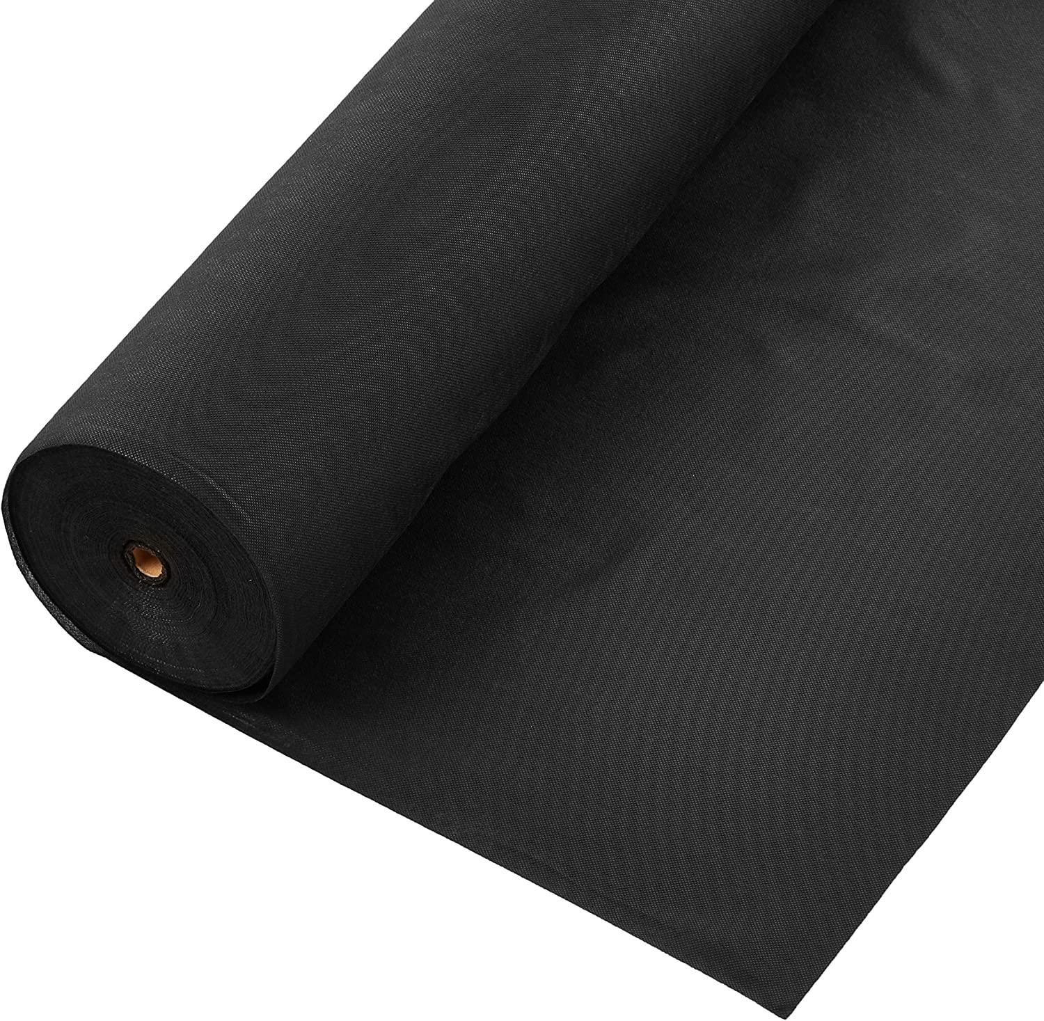 AHG Garden Weeds 3ft x 300ft / 20 YR Premium Series Landscape Fabric, 3 feet x 300 feet, Black