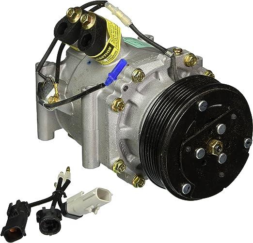 New A//C Compressor Fits 85-88 DEVILLE 6511379 Global Parts Distributors