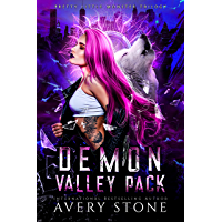 Demon Valley Pack : A Paranormal Shifter Romance (Pretty Little Monster Trilogy Book 1) (English Edition)