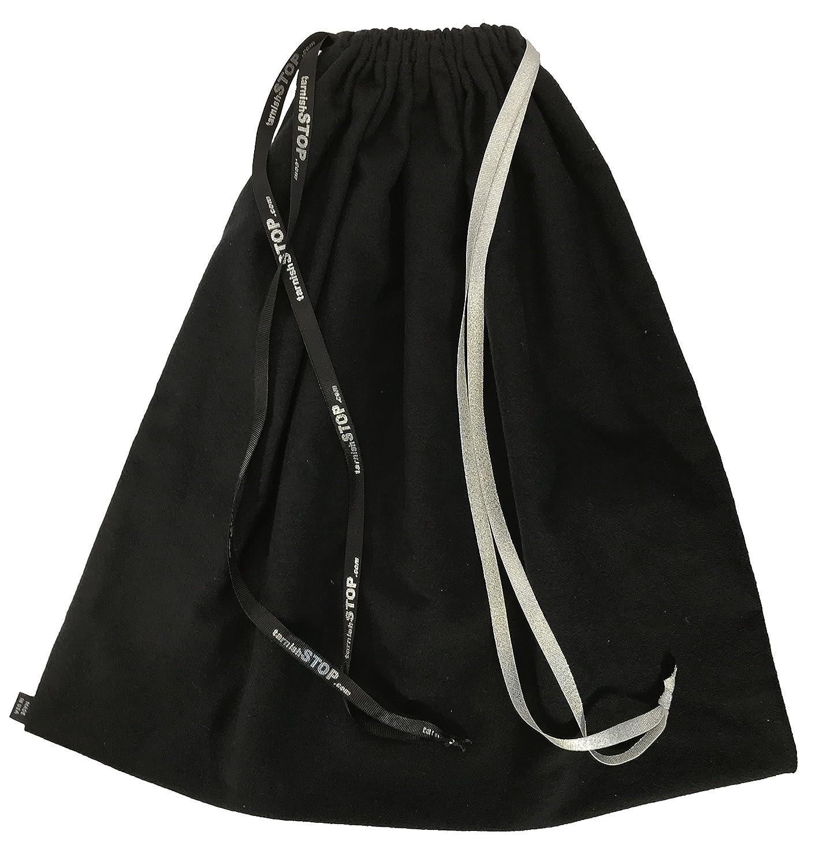tarnishSTOP sm-bag Luxury Anti Tarnish Free Cloth Jewelry, Flatware & Silver Storage Small Size Harper Grove Productions