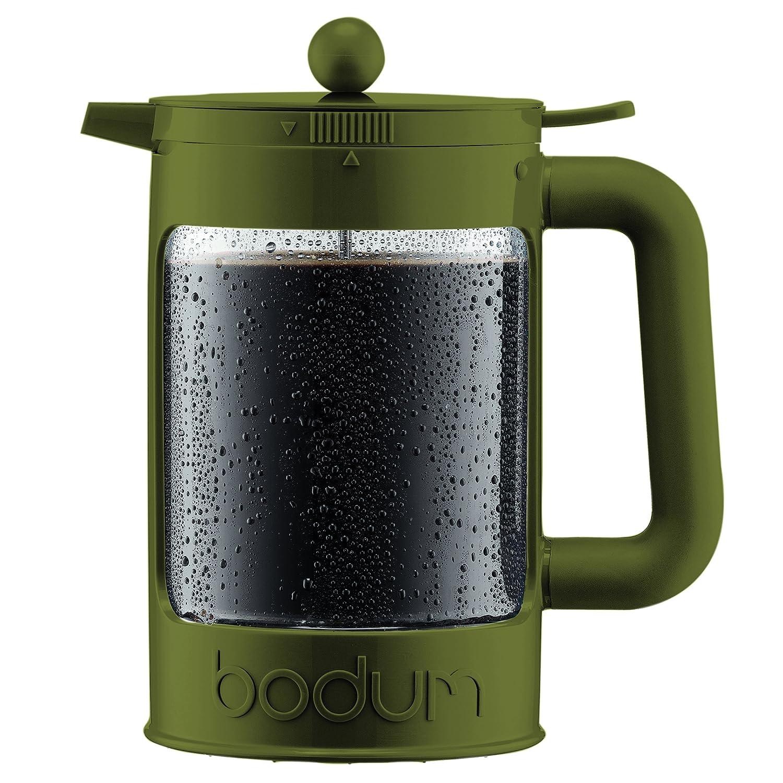 Bodum - Bean - Set de cafetera para café frío - Tapa con ...