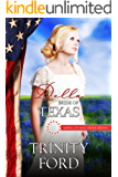 Della: Bride of Texas (American Mail-Order Brides Series Book 28)