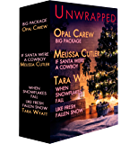 Unwrapped: A Christmas in July Box Set: Big Package; If Santa Were a Cowboy; When Snowflakes Fall; Like Fresh Fallen Snow