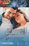 Firefighter's Christmas Baby