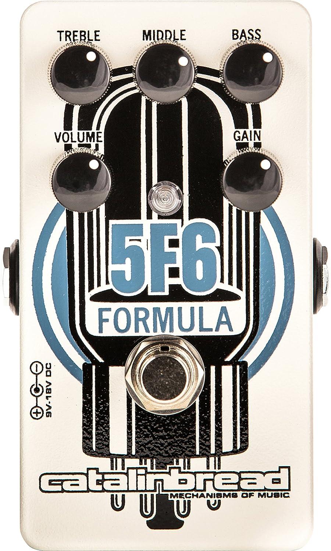 Catalinbread Formula 5F6 · Pedal guitarra eléctrica: Amazon.es: Instrumentos musicales
