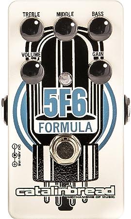Catalinbread Formula 5F6 · Pedal guitarra eléctrica