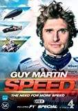 Guy Martin: Speed 3 & F1 Special [DVD]