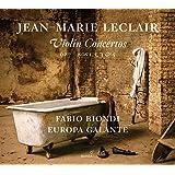Leclair: Violin Concertos