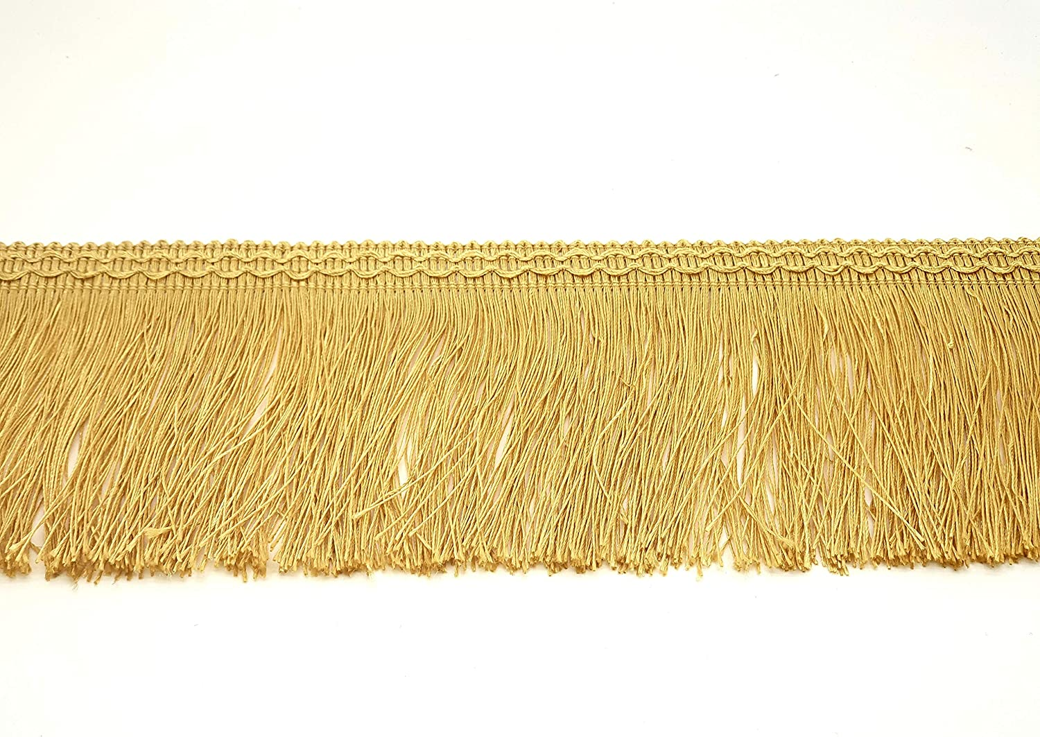 Beautiful high quality gold braided lace trim for designing arts 1 metre 3.5cm
