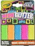 Crayola Sidewalk Chalk Neon/Glitter