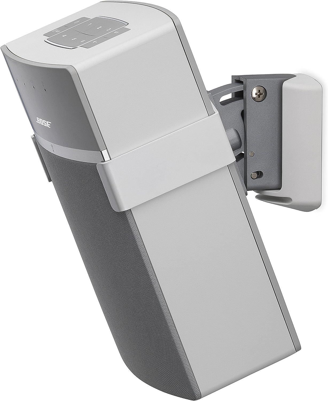 Soundxtra Wandhalterung Für Bose Soundtouch 10 Weiß Audio Hifi