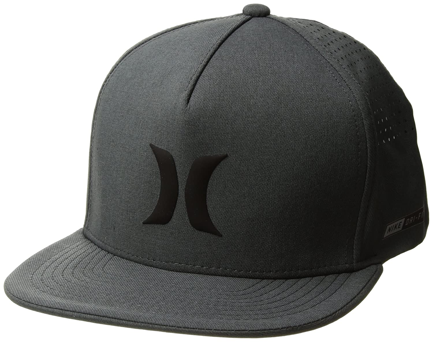 d7527de3 Hurley New Men's Dri-Fit Icon Hat Cotton Polyester Red