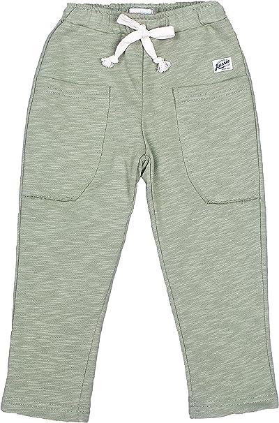 OJUF Children Cartoon Printed Soft Elastic Sweatpants Sport Jogger Active Pants