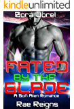 Fated by the Blade: A Scifi Alien Romance (Warriors of Duqaan Book 1)