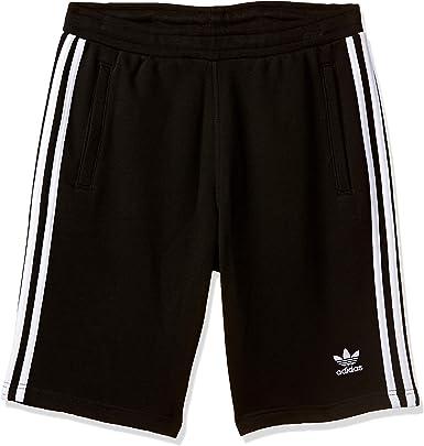 contenido Repeler Consecutivo  adidas 3-Stripes Pantalones Cortos Hombre: Amazon.es: Ropa y accesorios