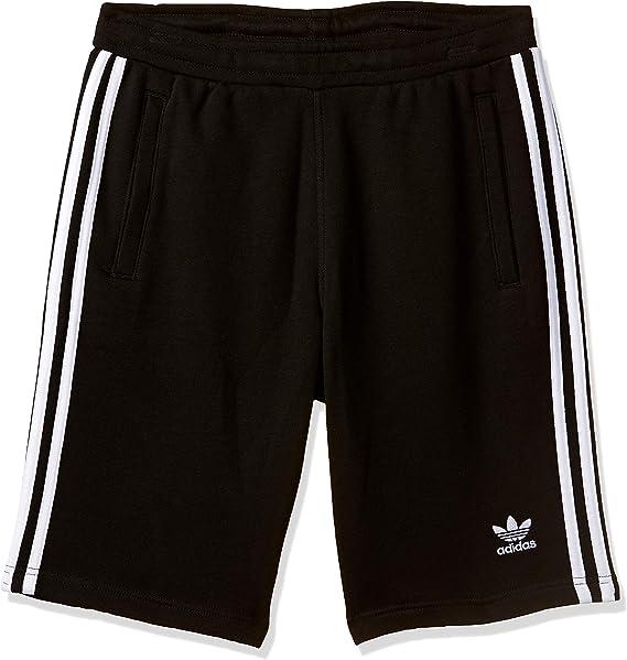 no usado escritura interferencia  adidas 3-Stripes Pantalones Cortos Hombre: Amazon.es: Ropa y accesorios